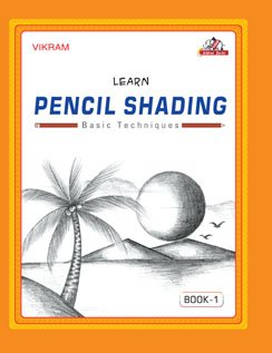 pencil shading book -1