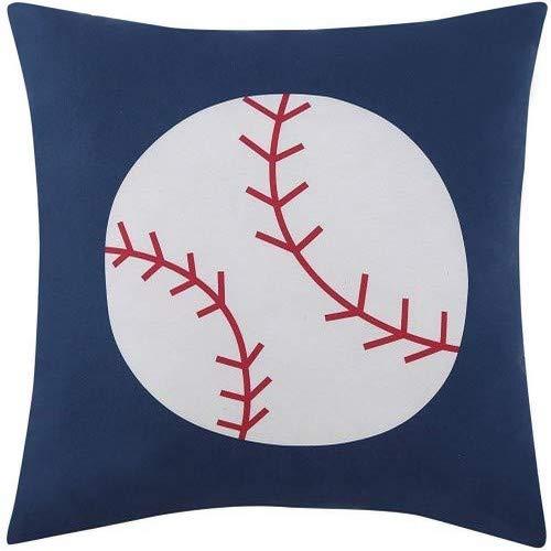 My World Quilt Mini Set with BONUS Decorative Pillow Navy Plaid Patch Twin