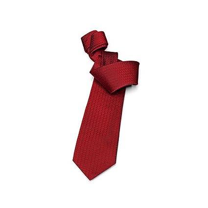 Audi 3131501810 para hombre corbata, rojo/plata: Amazon.es: Coche ...