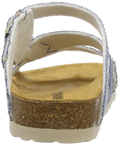 5 Jeans 701142 Slipper Bleu Brinkmann Dr Ladies Blue Hq7Ina