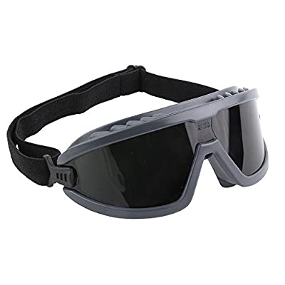 Lincoln Electric KH976 Goggles, IR5 Lens, Black/Green