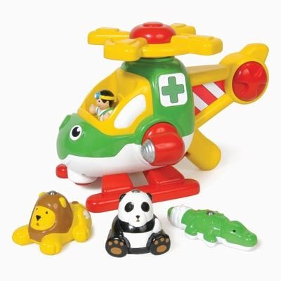 WOW Toys Harry Copter