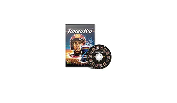 Amazon.com: TURBO KID DVD: Munro Chambers, Laurence Leboeuf, Aaron Jeffrey, Michael Ironside, Anouk Whissell, François Simard, Yoann-Karl Whissell, ...