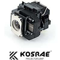 AuraBeam replacement Projector Lamp for ELPLP56 EPSON EH-DM3 MovieMate 60 MovieMate 62 Projector