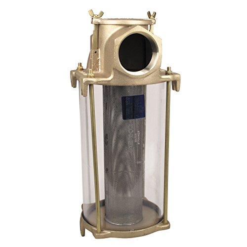 (Perko 3004.5230 0500DP999M Intake Water Strainer Spare Gasket Kit, Cork-2
