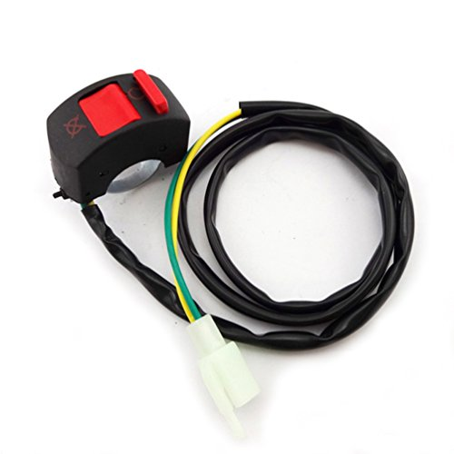 XLJOY 22mm On Off Kill Switch for Baja Doodle Bug DB30 Mini Bike MB165 MB200 Baja Warrior