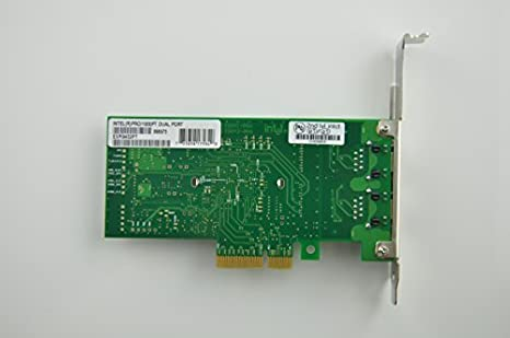 Amazon com: Intel Pro/1000 PT Dual Port Server Adapter PCI