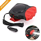 Upgrade Car Heater, 2 in 1 Portable Fast Heating Car Heater with Heating & Cooling Function...