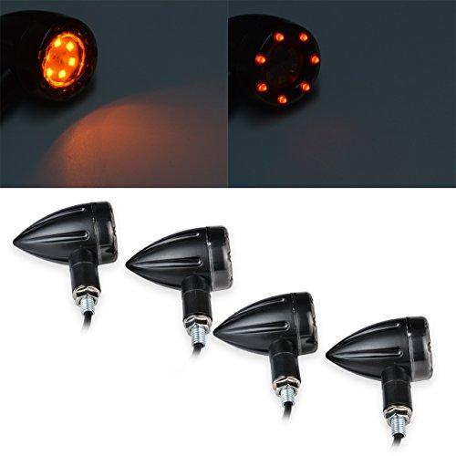 Cuque LED Side Marker Light 1 Pair Side Marker Turn Signal Smoke Light for E82 E88 E60 E61 E90 E91 E92 E93
