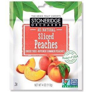 Stoneridge Orchard Stnrdg Dried Slc Peaches 4 Oz (Pack Of 6) by Stoneridge Orchard
