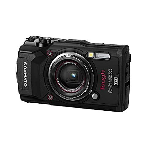 "Olympus 12 Waterproof TG-5 with 3"" LCD, Black (V104190BU000) - 41VsOzmip 2BL - Olympus 12 Waterproof TG-5 with 3″ LCD, Black (V104190BU000)"
