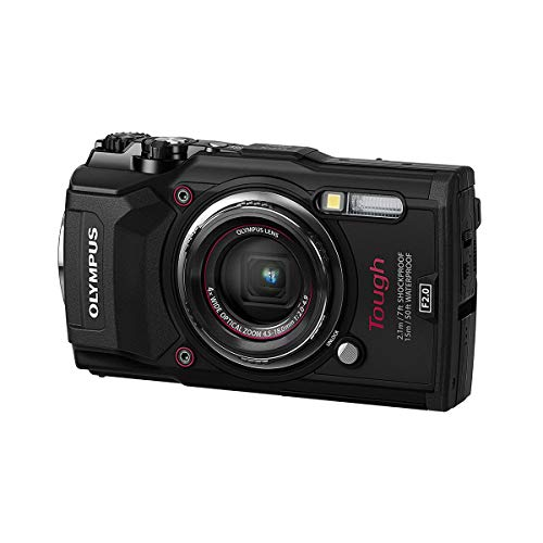 (Olympus TG-5 Waterproof Camera with 3-Inch LCD, Black)