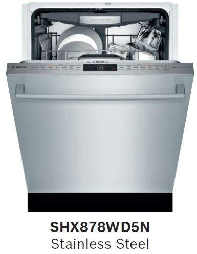 bosch washer 800 series washer - 2