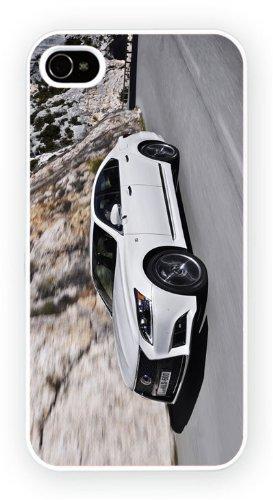 Lexus IS Sport White, iPhone 5 5S, Etui de téléphone mobile - encre brillant impression