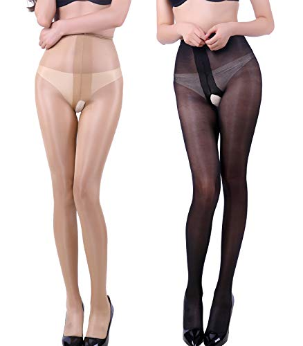 Womens Control Tights Pantyhose Stockings