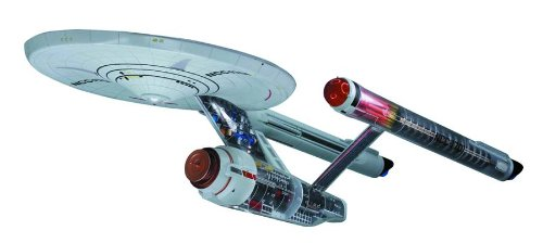 DIAMOND SELECT TOYS Star Trek Enterprise Project Cutaway Model Ship Diamond Comic Distributors FEB131540-1