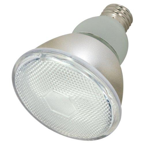- Satco S7205 15-Watt Medium Base PAR30, 4100K, 120V, Equivalent to 50-Watt Incandescent Lamp with U.L. Wet Location Listed