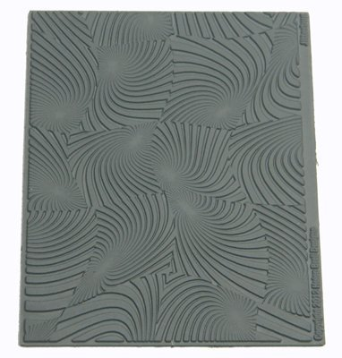 Jitterbug Texture Stamp by Helen Briel