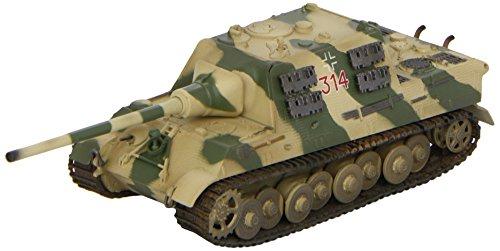 - Easy Model Jagdtiger (Porsche) s.Pz.Jäg.ABT.653, Tank 314 Model Kit