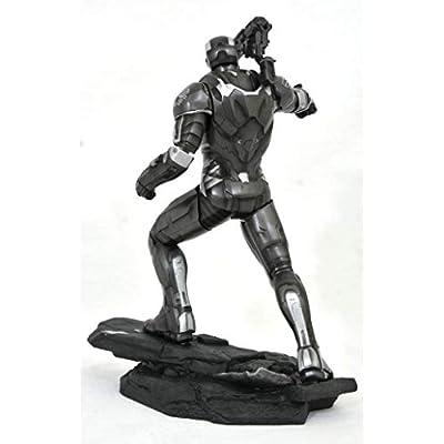 DIAMOND SELECT TOYS Marvel Gallery: Avengers Endgame: War Machine PVC Figure: Toys & Games