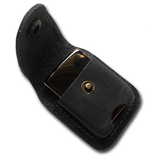 Fliptop Leather Lighter Pouch Holder product image