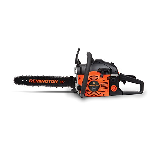 Remington RM4216 Rebel 42cc 2-cycle 16-inch Gas Powered Chainsaw with Carrying Case
