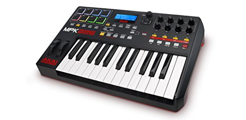Akai-Professional-MPK261-Performance-Keyboard-Controller