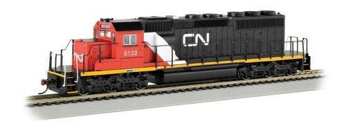 (Bachmann Industries Canadian National #6132 EMD SD40-2 Diesel Locomotive)