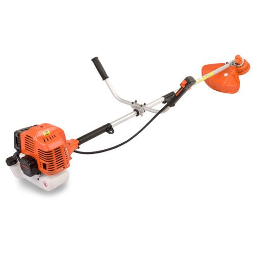 TOOLSDEN TD-BC-FD30 Heavy Duty Petrol Brush Cutter, Grass Cutter with 52Cc Displacement