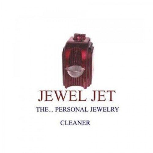 Jewel Jet Black/Silver Jewelry Steam Cleaner (Jewel Jet)