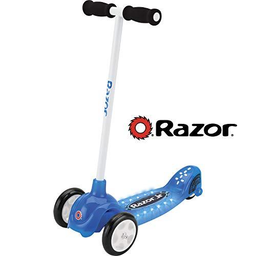 Razor Junior Lil' Tek Scooter - 20059642 (Razor Jr Folding Kiddie Kick Scooter Pink)