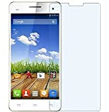 M.G.R - Micromax Canvas Hue 2 A316 (3D Touch Compatible - Tempered Glass) Screen Protector With (9H Hardness) (Premium Crystal Clarity) (Scratch-Resistant)