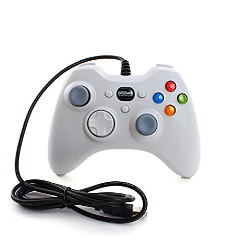 dipshop USB Joystick Joypad Gamepad Controller for PC Laptop - 32 Mb Approved Memory