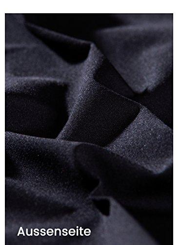 Femme Regen Schwarz Veste schwarz 008 Trigema Imperméable Leichte Damen jacke Uqw77Ox