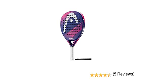 Head Flash Woman Racchetta Graphene Padel 355gr. Donna Sport Mod. 228278