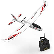 VOLANTEXRC 3CH Remote Control Airplane 761-2 Ranger600 2.4GHz RTF(Ready to Fly) RC Glider Plane with 6 Axis Gyro System Super Easy to Fly for Beginners