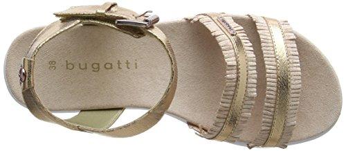 Cinghia Bugatti Multicolore 3490 Sandali Donne Metallico rosa Caviglia 411471806459 xPFOqSdwSt