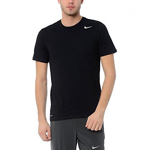 Nike Dri Fit Body (Nike DFCT 2.0 Dri-FIT Tee - BLACK/BLACK/WHITE - Medium)