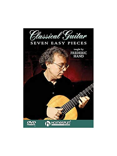 Classical Gtr 7 Easy Pieces DVD Classical Gtr 7 Easy Pieces DVD