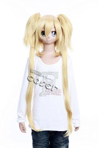 CosplayerWorld Shugo Chara Tsukiyomi Utau/Hoshina Utau Wig 95cm 37inch CosplayWig Manga Anime Wig Party