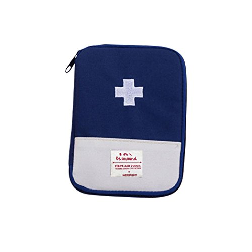 Storage Box,AmyDong Travel Portable Medical Bag Emergency Survival Drug storage Kit Treatment Mini Outdoor First Aid Kit Bag Home Rescue (L, (Moving Survival Kit)