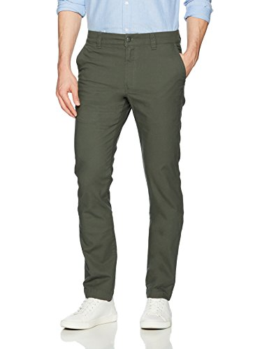 Columbia Men's Flex ROC Slim Fit Pant, Alpine Tundra ()