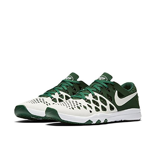 Nike Train Speed 4 AMP NFL New York Jets Limited Edition Shoes Size 10.5 - White & Green by NIKE