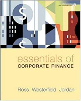Amazon essentials of corporate finance 6th sixth edition amazon essentials of corporate finance 6th sixth edition by ross westerfield jordan aa books fandeluxe Gallery