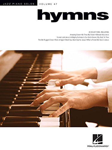 Solo Series - Hymns: Jazz Piano Solos Series Volume 47