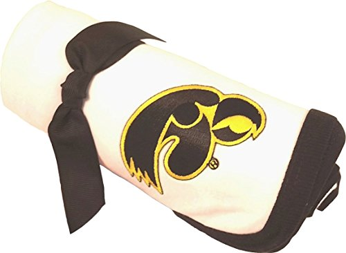 Future Tailgater Iowa Hawkeyes Baby Receiving Blanket