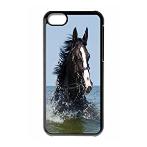 Horse racing Case Cover Best For Iphone 5c FKLB-T515472