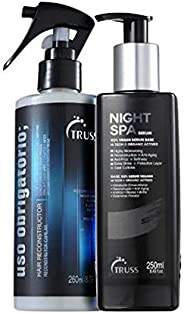 Kit Truss Night Spa 250ml + Uso Obrigatório 260ml