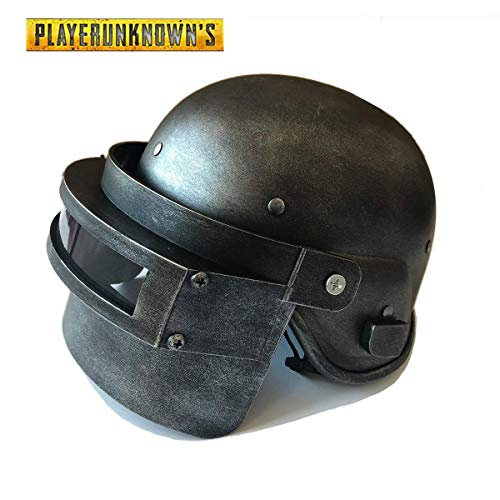 BT PUBG Level 3 Helmets PLAYERUNKNOWN'S BATTLEGROUNDS ABS Helmet Game Perimeter Products (Metal Color)