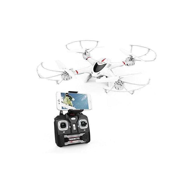 DBPOWER X400W FPV RC Quadcopter Drone Wi
